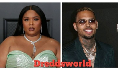"""Black Twitter Mad At Lizzo For Saying Chris Brown Is Her Favorite Person In The Whole F*cking World"""""""