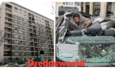 Man Survives After Jumping From Nine Story High Rise & Landing On BMW