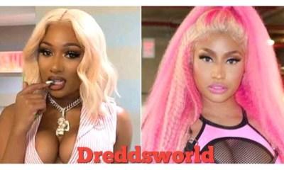 Megan Thee Stallion Subliminally Says Nicki Minaj Fell Off After Making 'RHOP' Announcement
