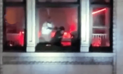 Moment SWAT Team Killed Man Who Took Hostage in Downtown LA