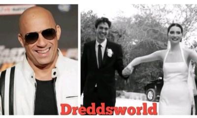 Paul Walker's Daughter Meadow Walker Gets Married & Godfather Vin Diesel Walks Her Down The Aisle