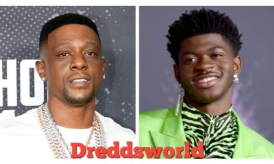 Boosie Badazz Fires Back At Lil Nas X For Clowning Him