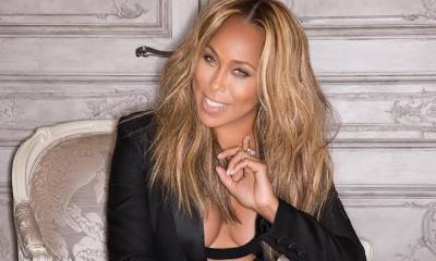Marjorie Harvey Showed Off Amazing Body At 57 Years Old