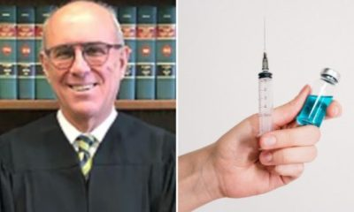 Divorce Judge Bans Father From Seeing Daughter Unless He Gets Covid Vaccine