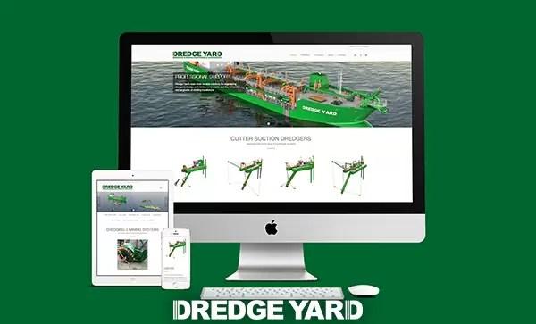 New website for Dredge Yard