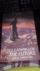 A paperback wielder from USA. Thanks for sharing!