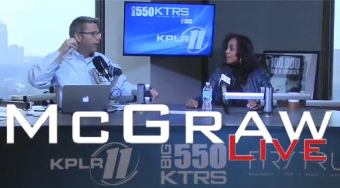 "Exclusive Interview on the BIG 550 KTRS Covering ""The Apology"" from the Supreme Court Judge's Descendant"