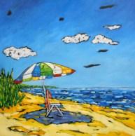 Beach Umbrella36x36