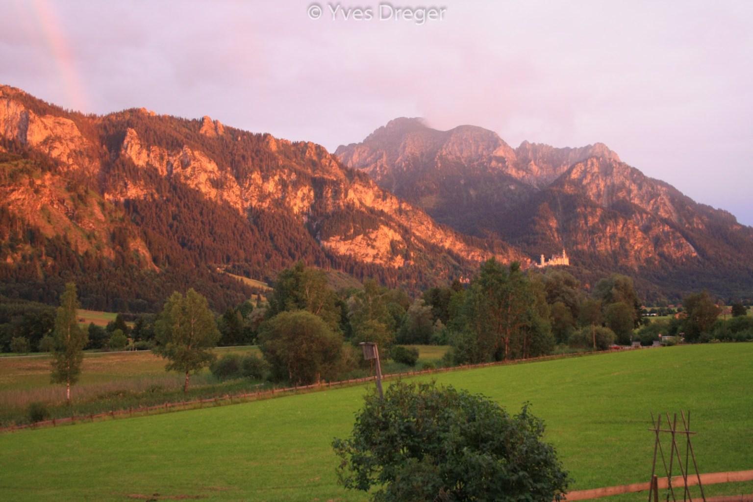 Allgäuer Alpen Rund um Füssen und Schwangau (Jahr 2012) _ 23