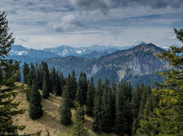 Allgaeuer - Ammergauer Alpen 2015 Teil 1-5