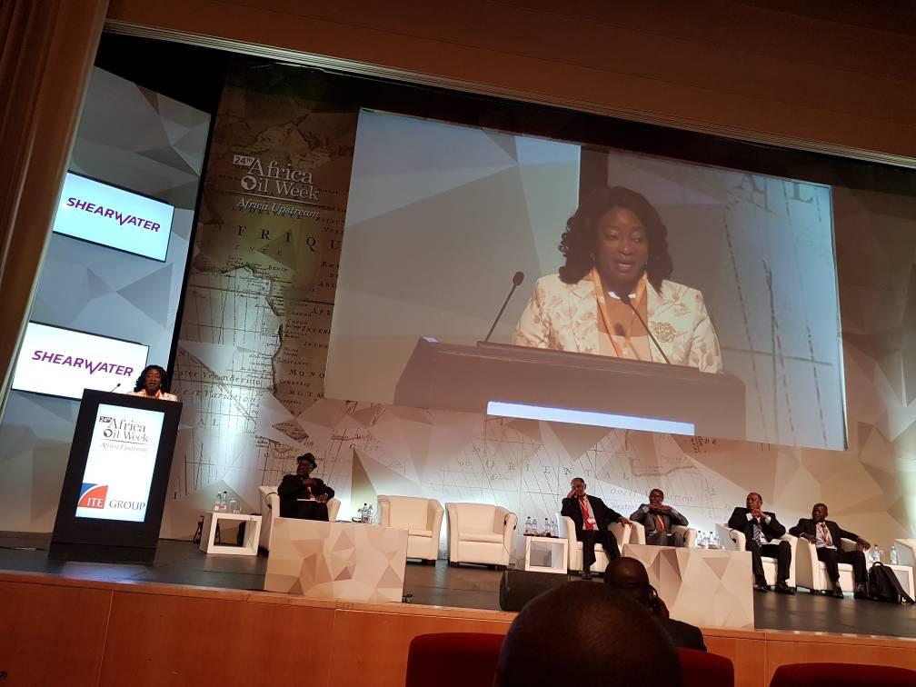24th Africa Oil Week | Dreg Waters Petroleum and Logistics
