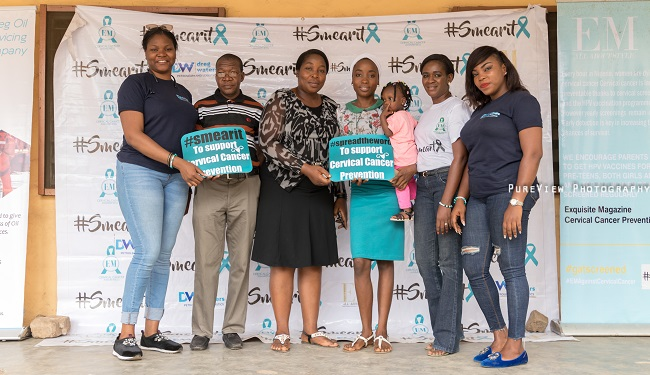Women Enjoy Free Cervical Cancer Screening in Lagos | Dreg Waters