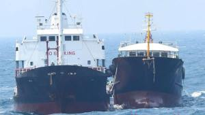 Ship to Ship Transfer in Nigeria | Dreg Waters Petroleum and Logistics