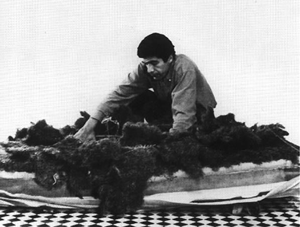 Ortiz: Mattress Destruction 1966