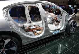 Jaguar I-Pace Karosse
