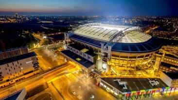 Johann Cruijff Arena Amsterdam Energiespeicher