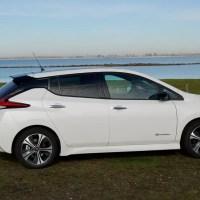Mit dem Nissan Leaf auf der Langstrecke unterwegs