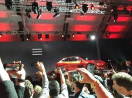 Model 3 in Teslas Design-Center