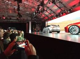 Schnappschüsse vom Model 3