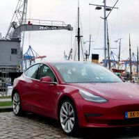 Testfahrt von Hamburg nach Berlin im Tesla Model 3