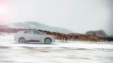 M-Byte Byton Wintertest Mongolei