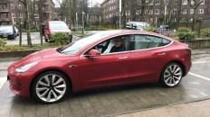 gutes Quartal für Tesla Model 3