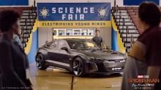 Audi E-Tron GT Concept Spiderman