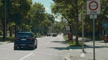 Plug-in-Hybrid BMW E-Drive Umweltzone