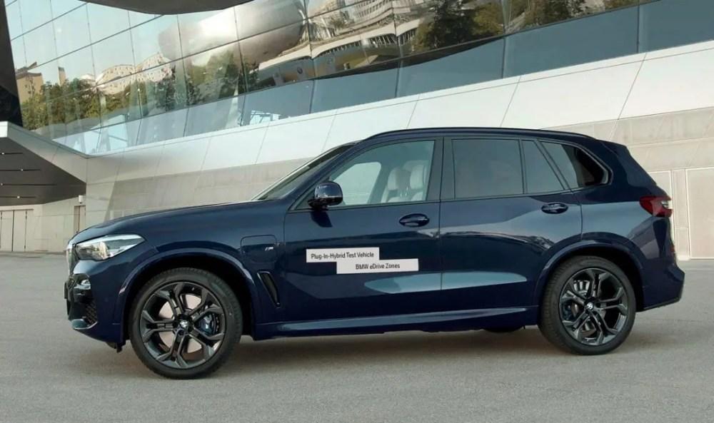 Umweltzone BMW Plug-in-Hybrid