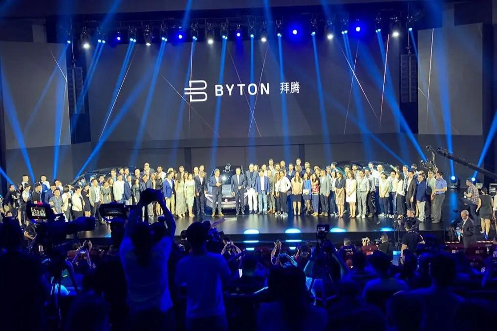 byton team