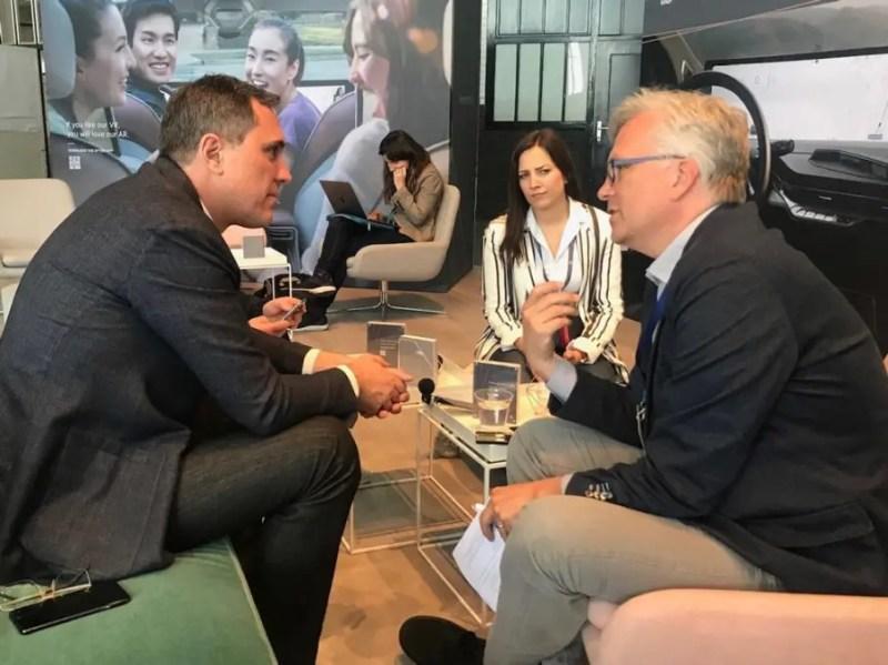 Daniel Kirchert Interview Berlin 2019