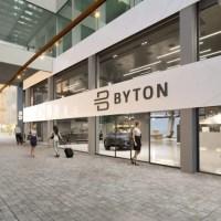 Erster Byton Store eröffnet 2021 in Zürich