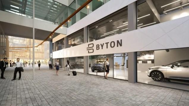 Byton Place in Zürich