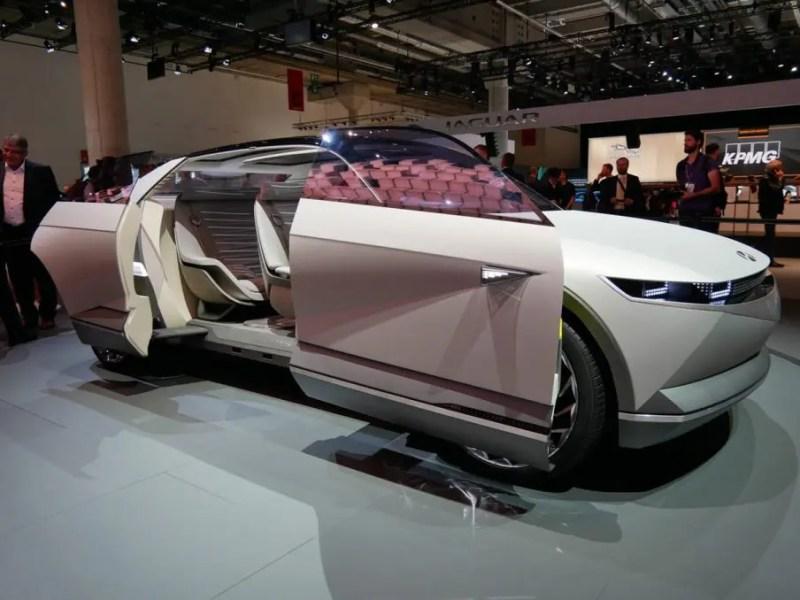 Hyundai Konzept 45