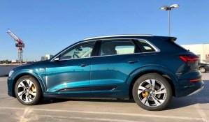 Audi e-tron Artemis