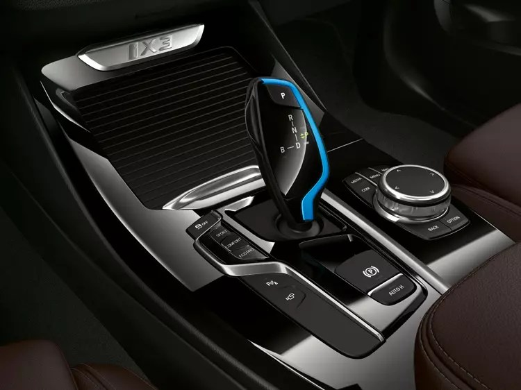 BMW ix3 Schalthebel