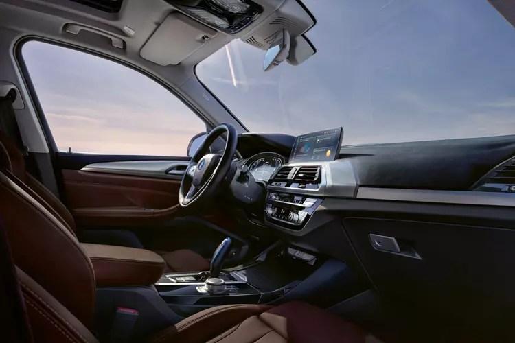 BMW ix3 Armaturenbrett