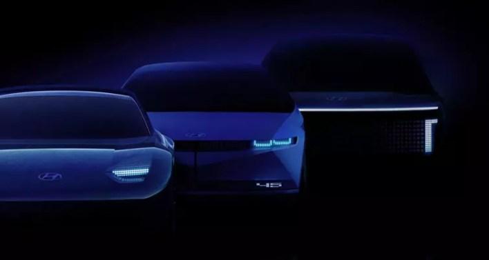 Ioniq E-Autos von Hyundai