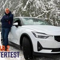 Polestar 2: Wie weit kommt die Limousine im Winter?