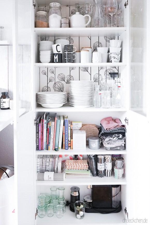 Ordnungstipps Für Eine Aufgeräumte Küche Mit Ikea Hack Vom Billy