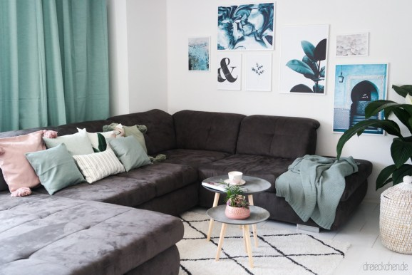 Wohnzimmer einrichten und gemütlich machen - Inspirationen für ...