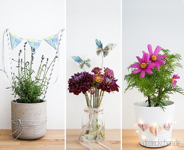 Geldgeschenke Zur Hochzeit 3 Schone Deko Ideen Mit Blumen Blog
