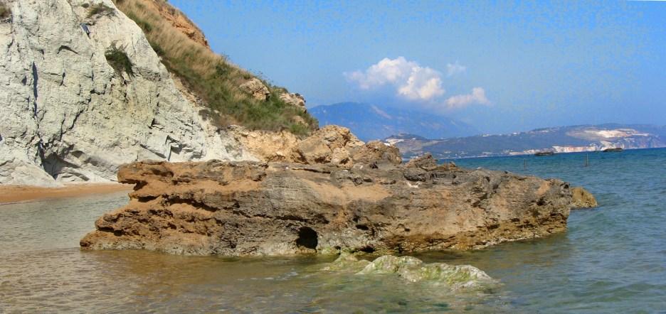 Michalitsata beach
