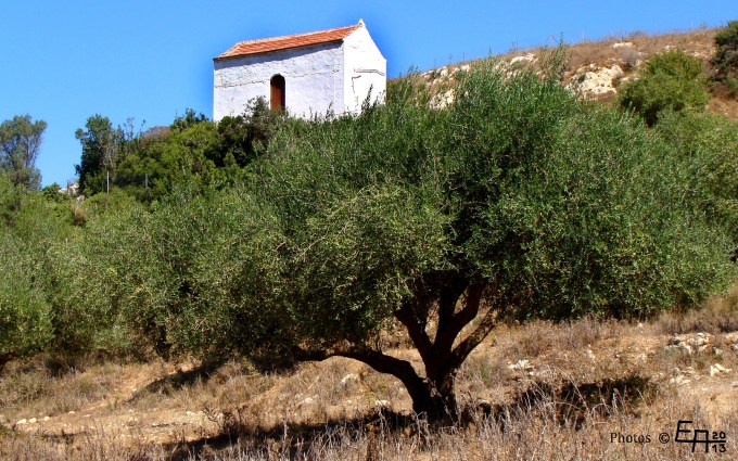 little white chapel out of Riphi