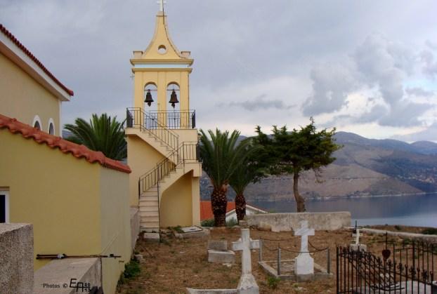 old church in Kouvalata