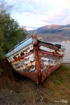 the decay of a ship to me is beautiful
