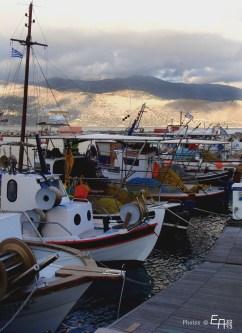 Lixouri harbour