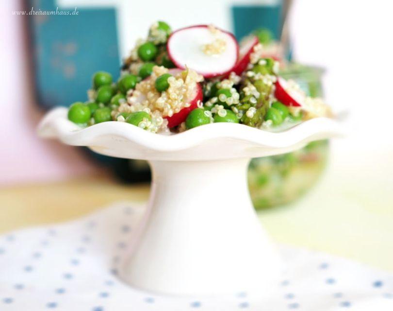 dreiraumhaus hcg diät globulis testmonster quinoa salat vegan rezept #olympuspengeneration 2.jpg
