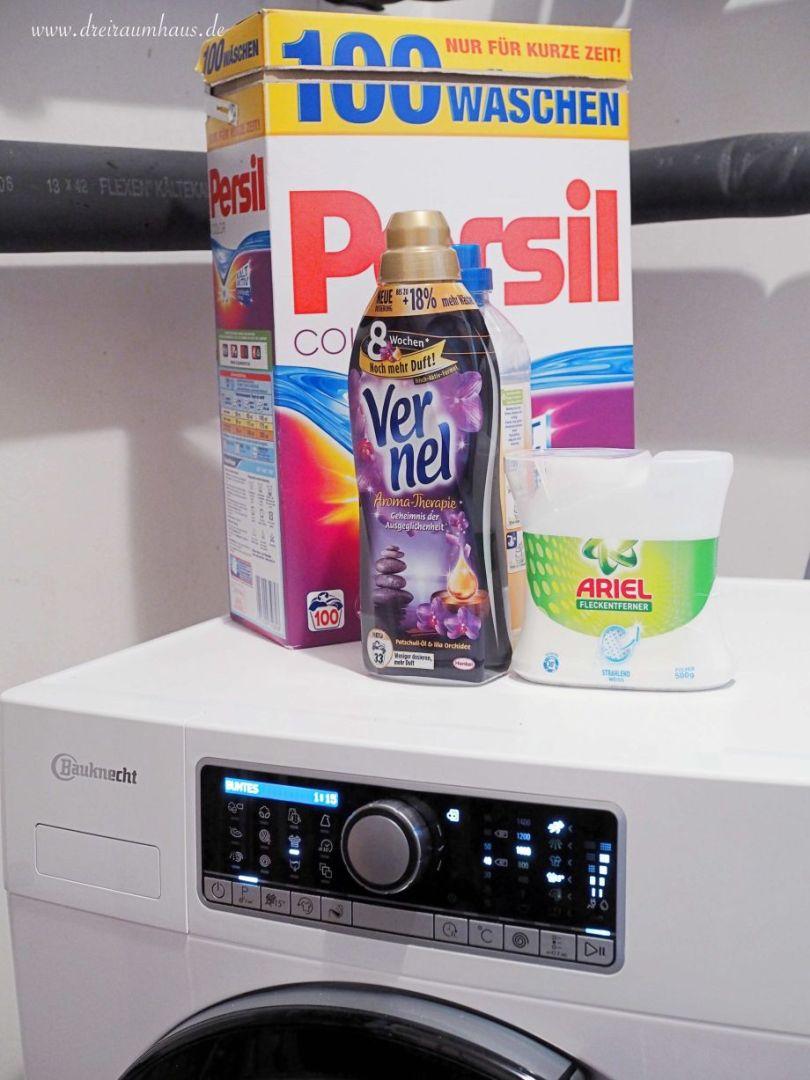 dreiraumhaus Bauknecht WM Style 824 Waschmaschine