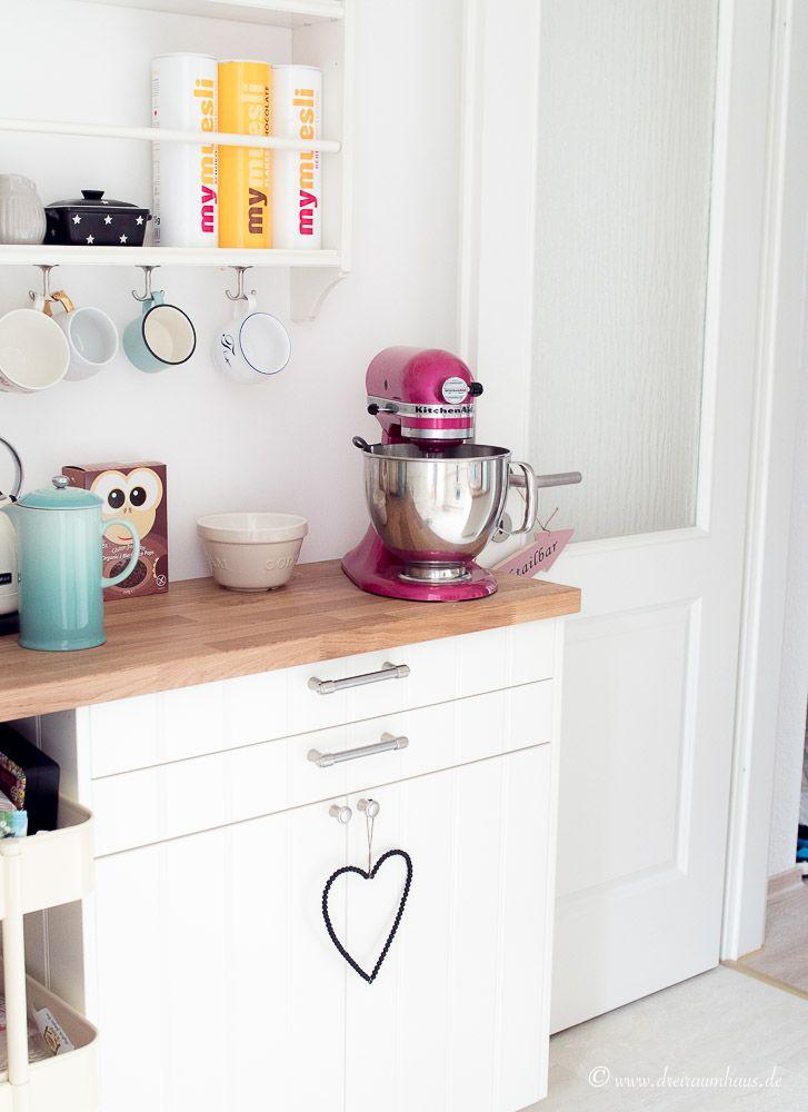 Landhausküche ikea  Ikea Hittarp Landhausküche...ein Raum der glücklich macht!